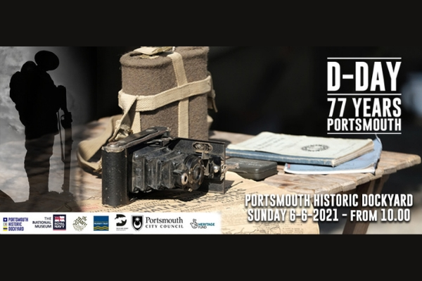 Call to Commemorate D-Day 2021 at Portsmouth's Top Visitor Attractions