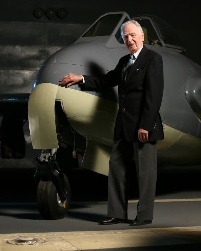 """The National Museum of the Royal Navy secures medals and log books of Captain Eric """"Winkle"""" Brown for the nation"""