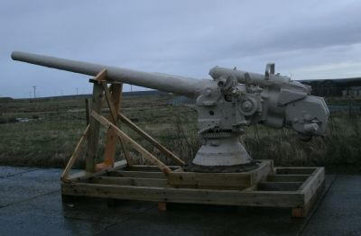 From Scapa Flow to Portsmouth – First World War guns to go on display for Battle of Jutland commemoration