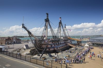 Investment of £33 million unveiled by The National Museum of the Royal Navy