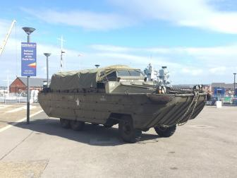 Visit the Second World War DUKW