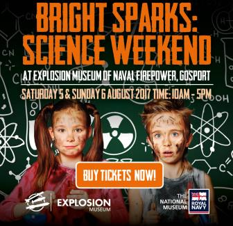 Bright Sparks: Science Weekend