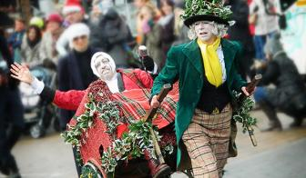 The Victorian Christmas Festival 2019