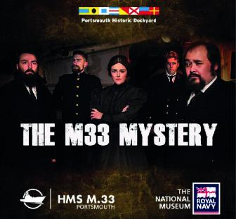 The Christmas M.33 Mysteries