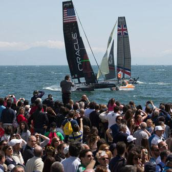 Special Event: Americas Cup World Series