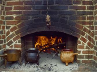 Tudor Cooking & Ship's Galley Demonstrations