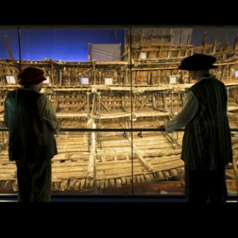 Discover Your Dockyard - Mary Rose Exposed, Tales from a Tudor Warship