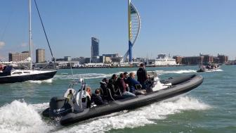 Historic Harbour Rib Rides