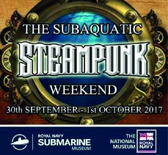 The Subaquatic Steampunk Weekend