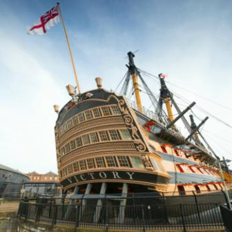 Discover Your Dockyard - HMS Victory's Place in the Modern Royal Navy