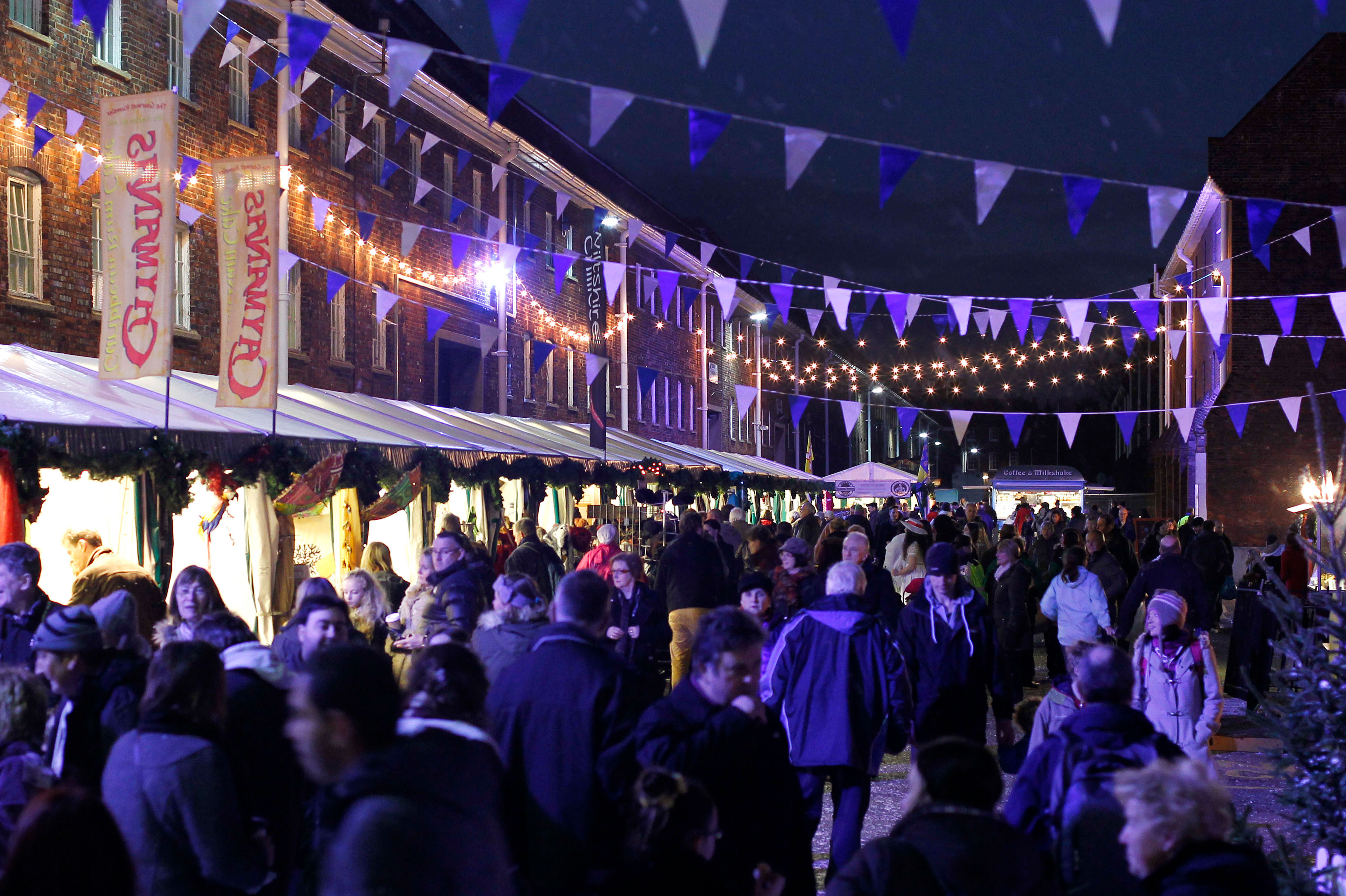 Check out our Dickens Christmas Festival event guide