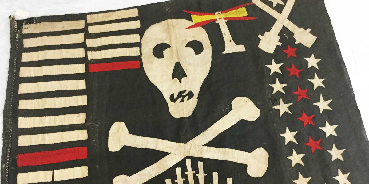 Example Jolly Roger flag