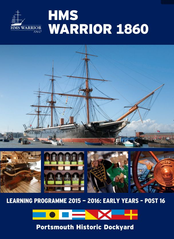 HMS Warrior Learning