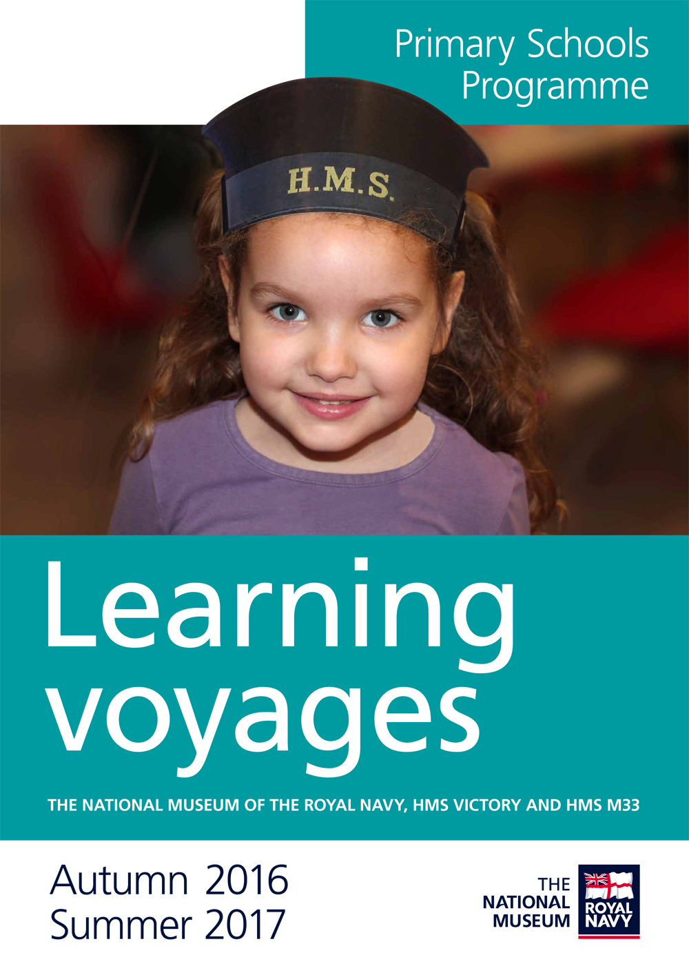 NMRN Primary Learning Voyages 2016 17