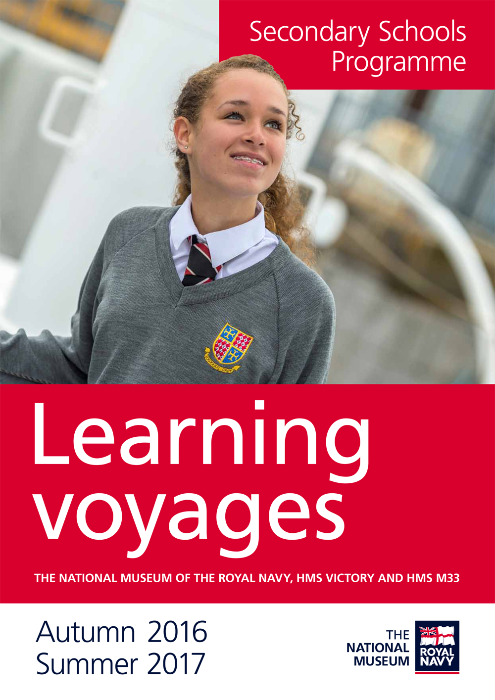 NMRN Secondary Learning Voyages 2016 17