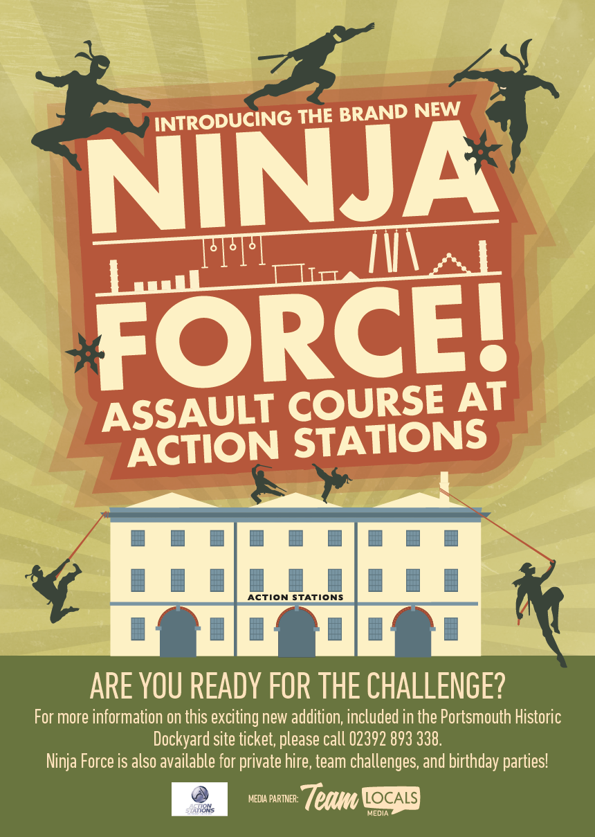 Ninja Force Poster Final for Web and Sharing 01 3