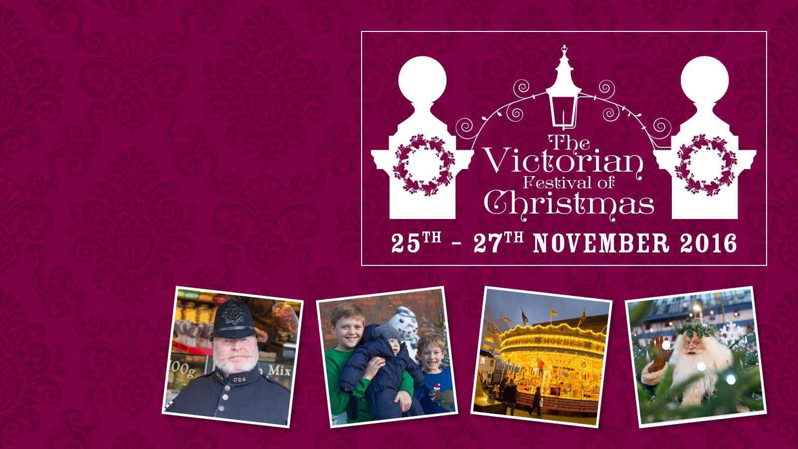 Victorian Festival of Christmas 2016