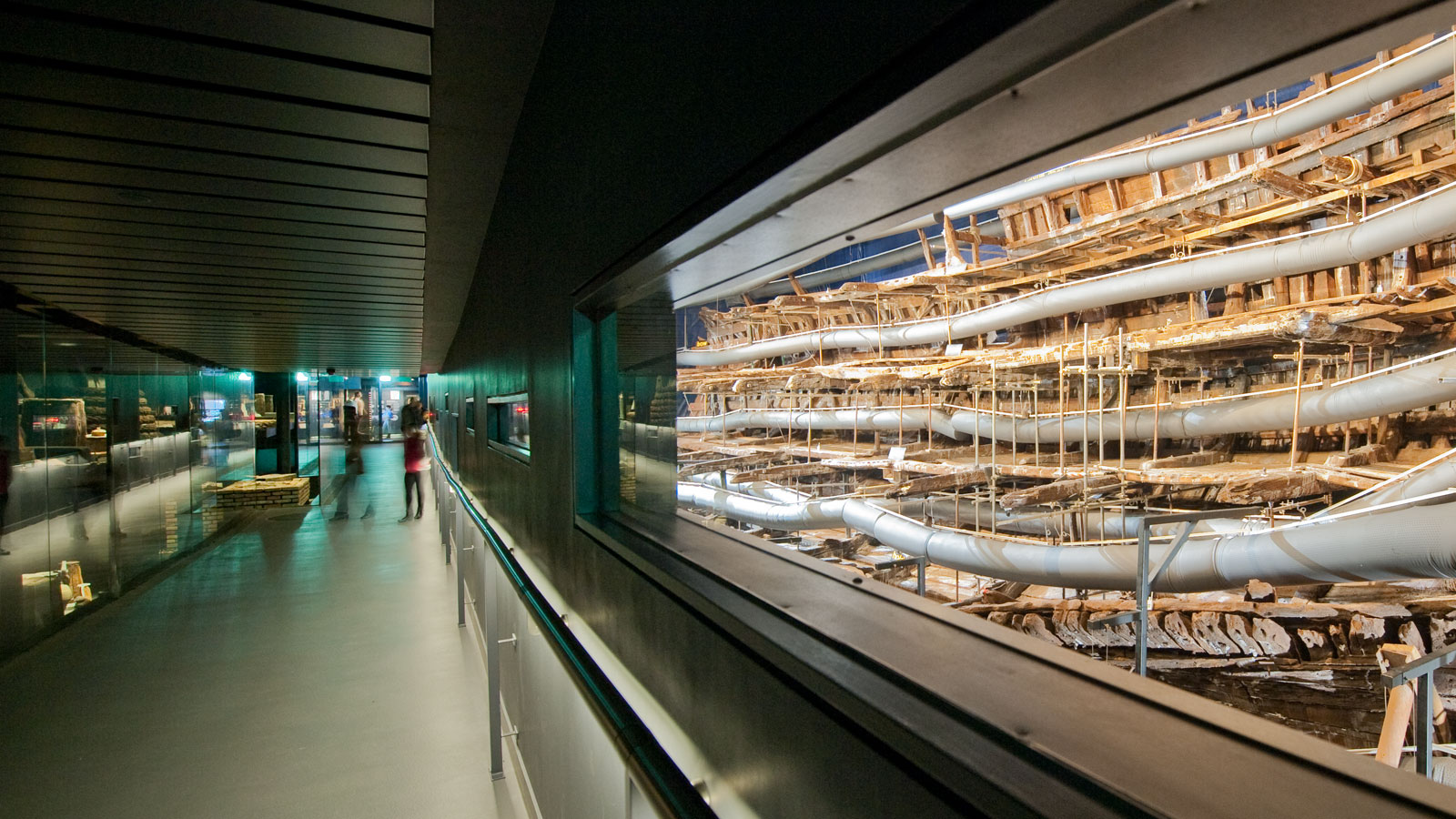 Explore the Mary Rose and her award-winning museum