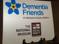 Dementia Friends and Portsmouth Historic Dockyard