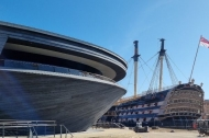 Portsmouth Historic Dockyard Flagships Taking Centre Stage in 2021
