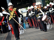 Portsmouth Historic Dockyard celebrates Armed Forces Day 2018