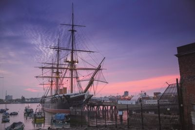 Special stargazing event at Portsmouth Historic Dockyard