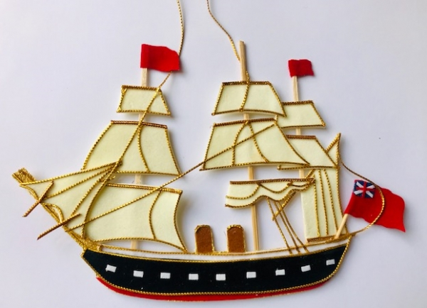 10 Christmas Gifts available from Portsmouth Historic Dockyard
