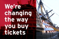 Exciting changes lie ahead when buying tickets online