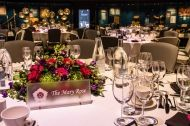Dinner party at the Mary Rose