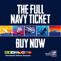 Welcome to the Full Navy Ticket