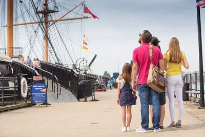 Record-breaking year for Portsmouth Historic Dockyard
