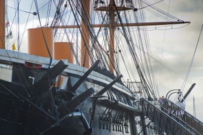 Lottery cash to secure future of historic Navy warship, HMS Warrior 1860